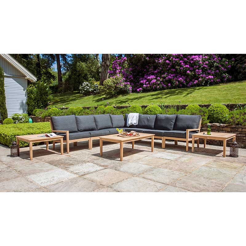 Picture of Alexander Rose Roble Lounge Large Corner Set