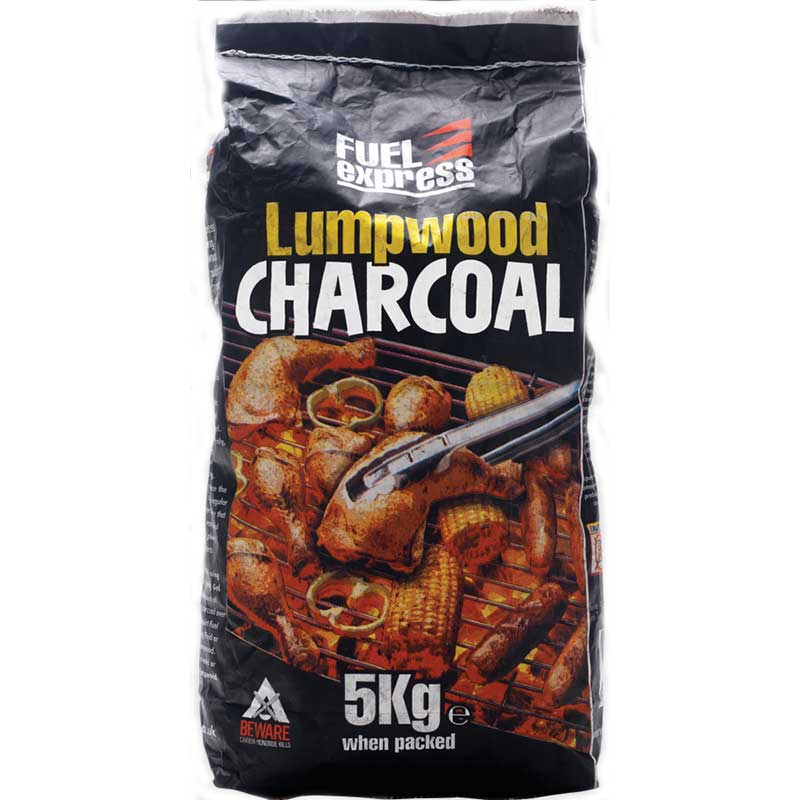 Picture of Fuel Express Lumpwood Charcoal