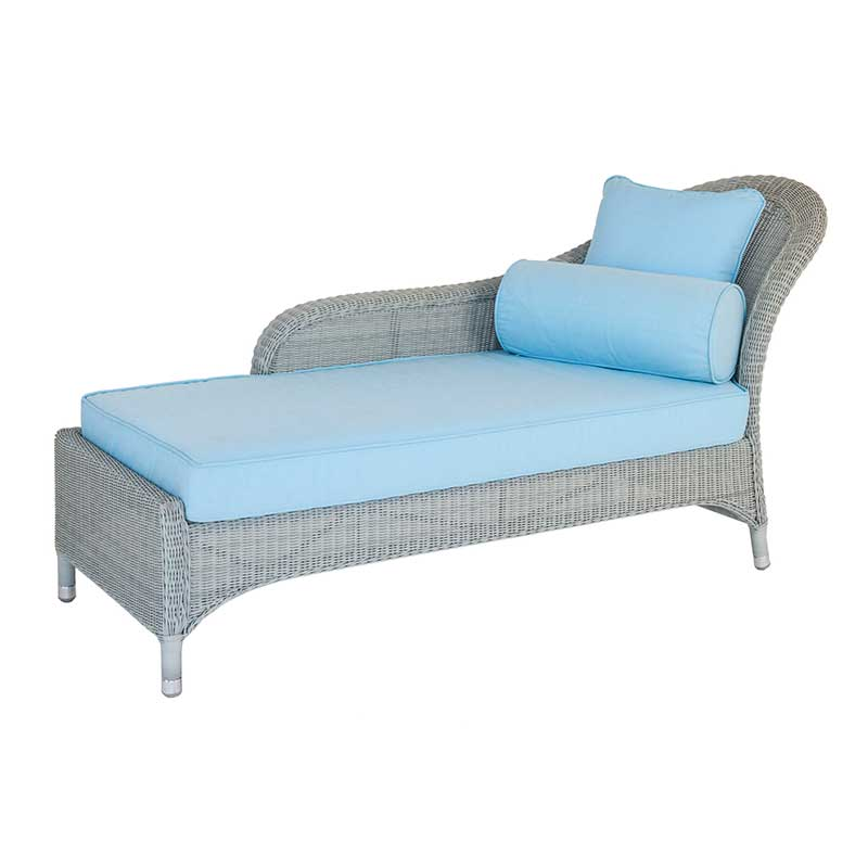 Picture of Alexander Rose Chaise Lounge with Cushions