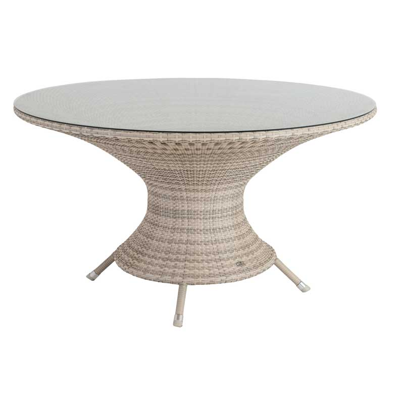 Picture of Alexander Rose Ocean Pearl Wave 1.3mø Round Table