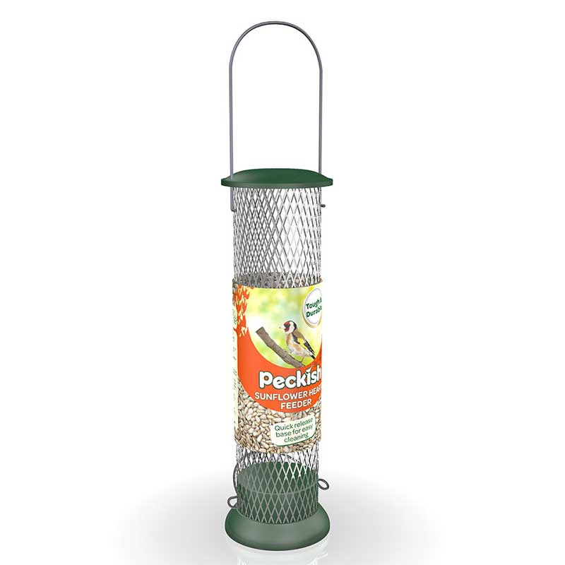Picture of Peckish All Weather Sunflower Heart Bird Feeder