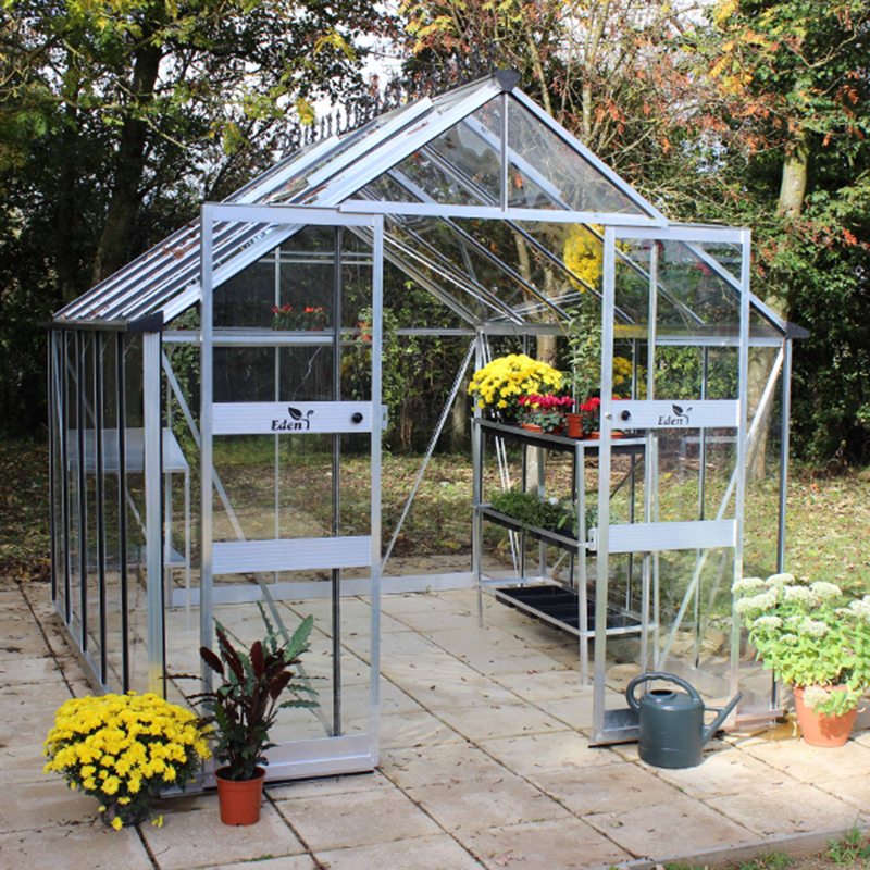 Picture of Eden Blockley 814 Greenhouse