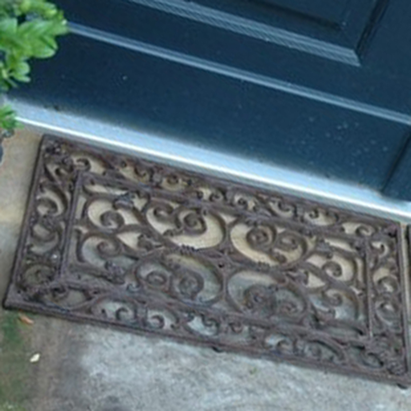 Picture of Fallen Fruits Cast Iron Doormat