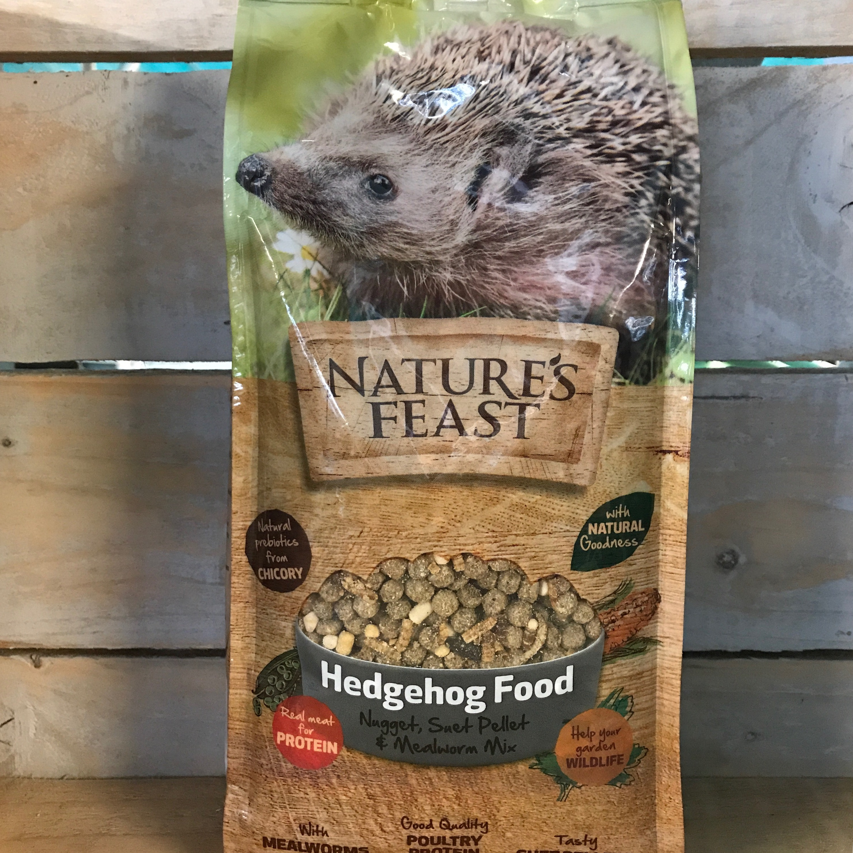 Picture of Nature's Feast Hedgehog Food
