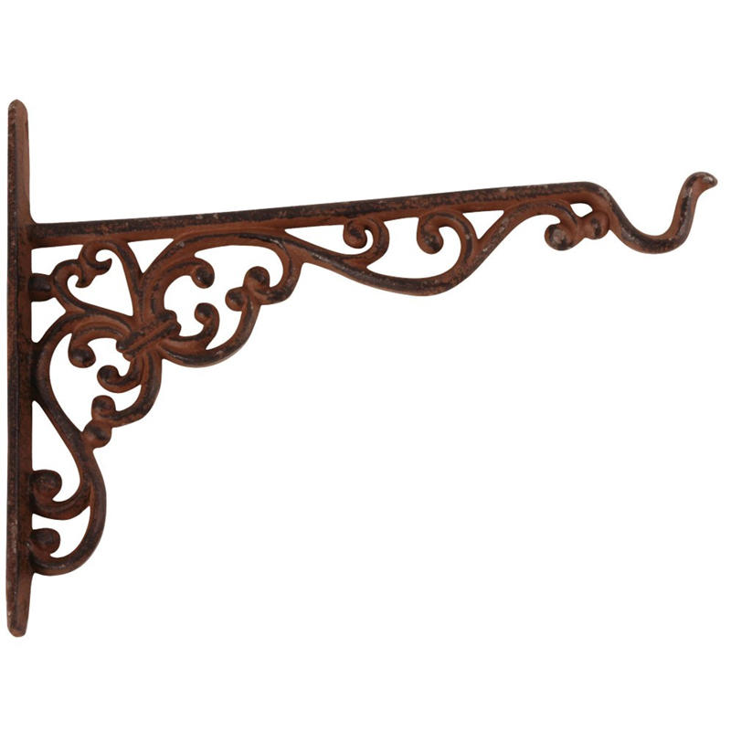 Picture of Fallen Fruits Cast Iron Hanging Basket Bracket