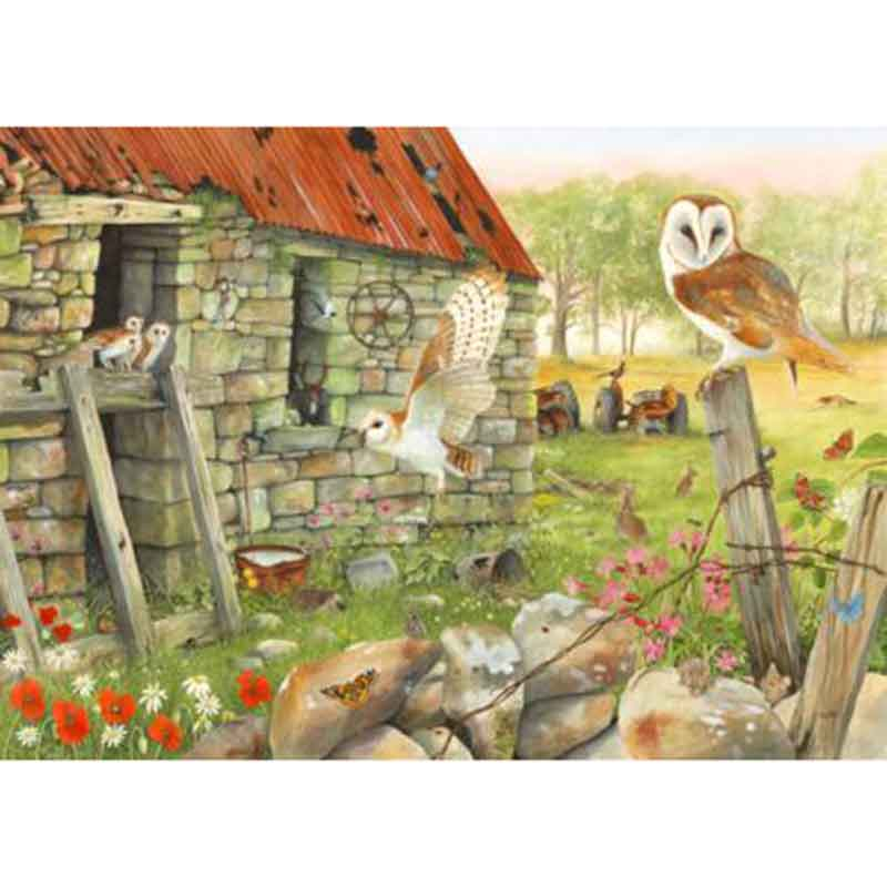 Picture of House of Puzzles 'Dawn Flight' Jigsaw