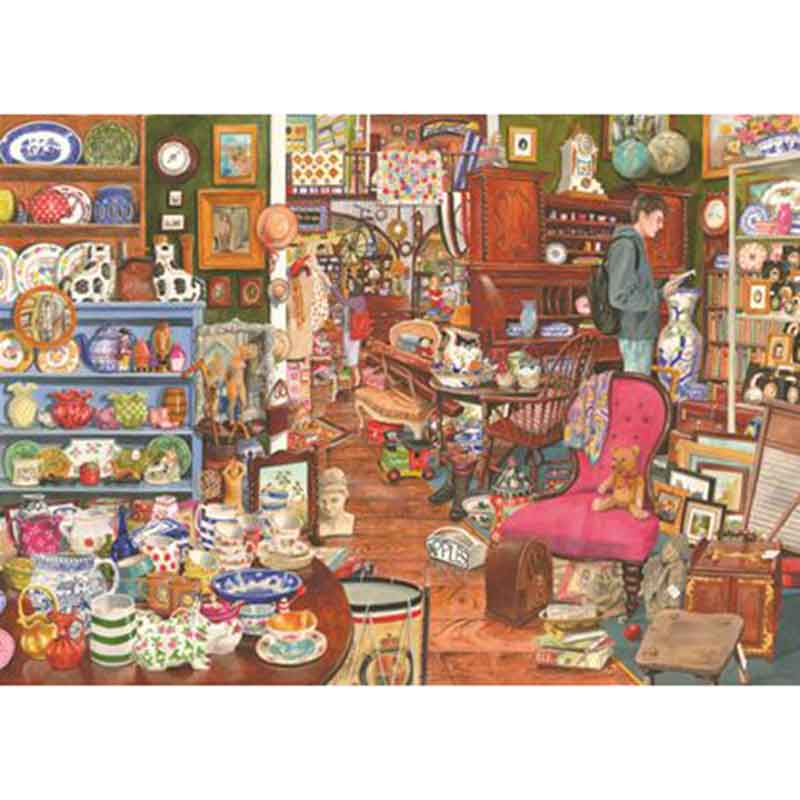Picture of House of Puzzles 'Den Of Antiquity' Jigsaw
