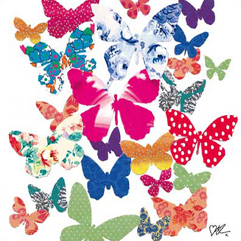 Picture of Kirstie Allsopp Greetings Card - Butterfly Card