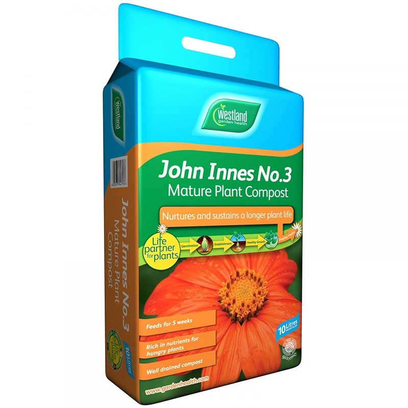 Picture of Westland John Innes No 3 Mature Plant Compost