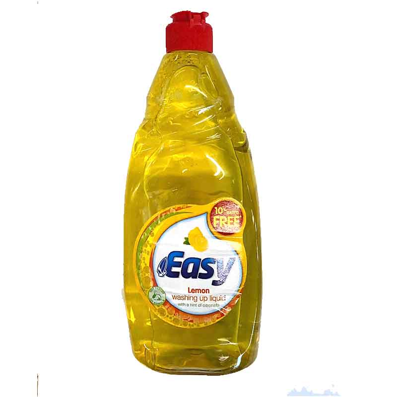 Picture of Easy Lemon Washing Up Liquid