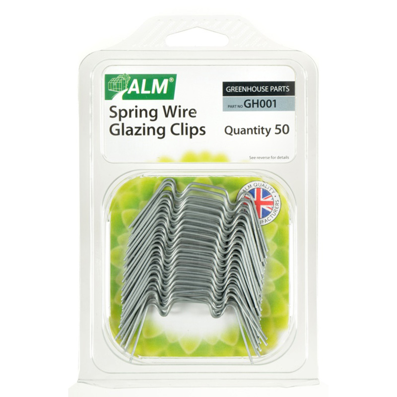 Picture of ALM Spring Wire Glazing Clips