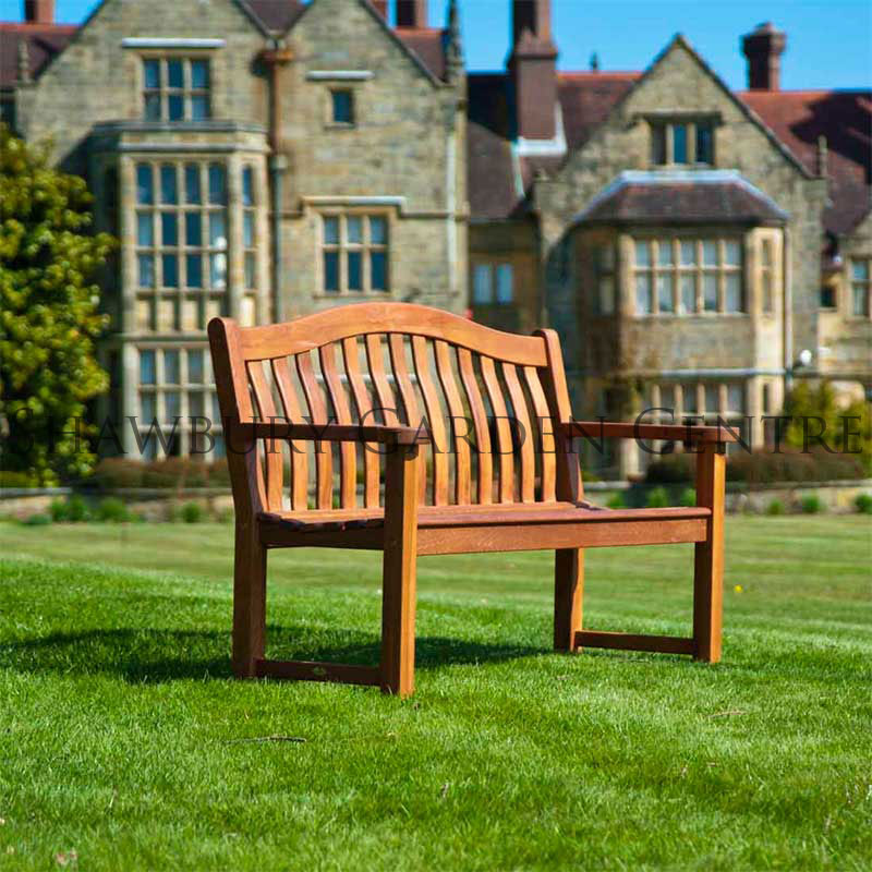 Picture of Alexander Rose Cornis Turnberry Garden Bench