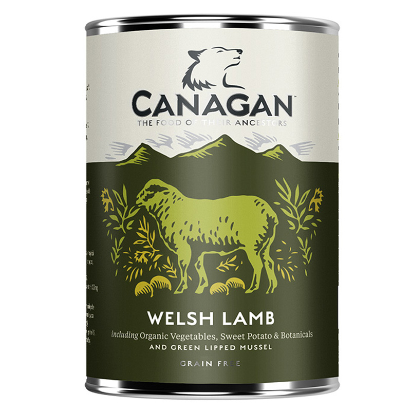Picture of Welsh Lamb Tinned Dog Food