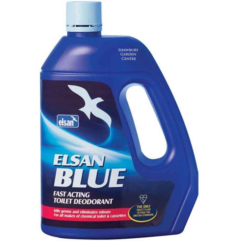 Picture of Elsan Blue Fast Acting Toilet Fluid