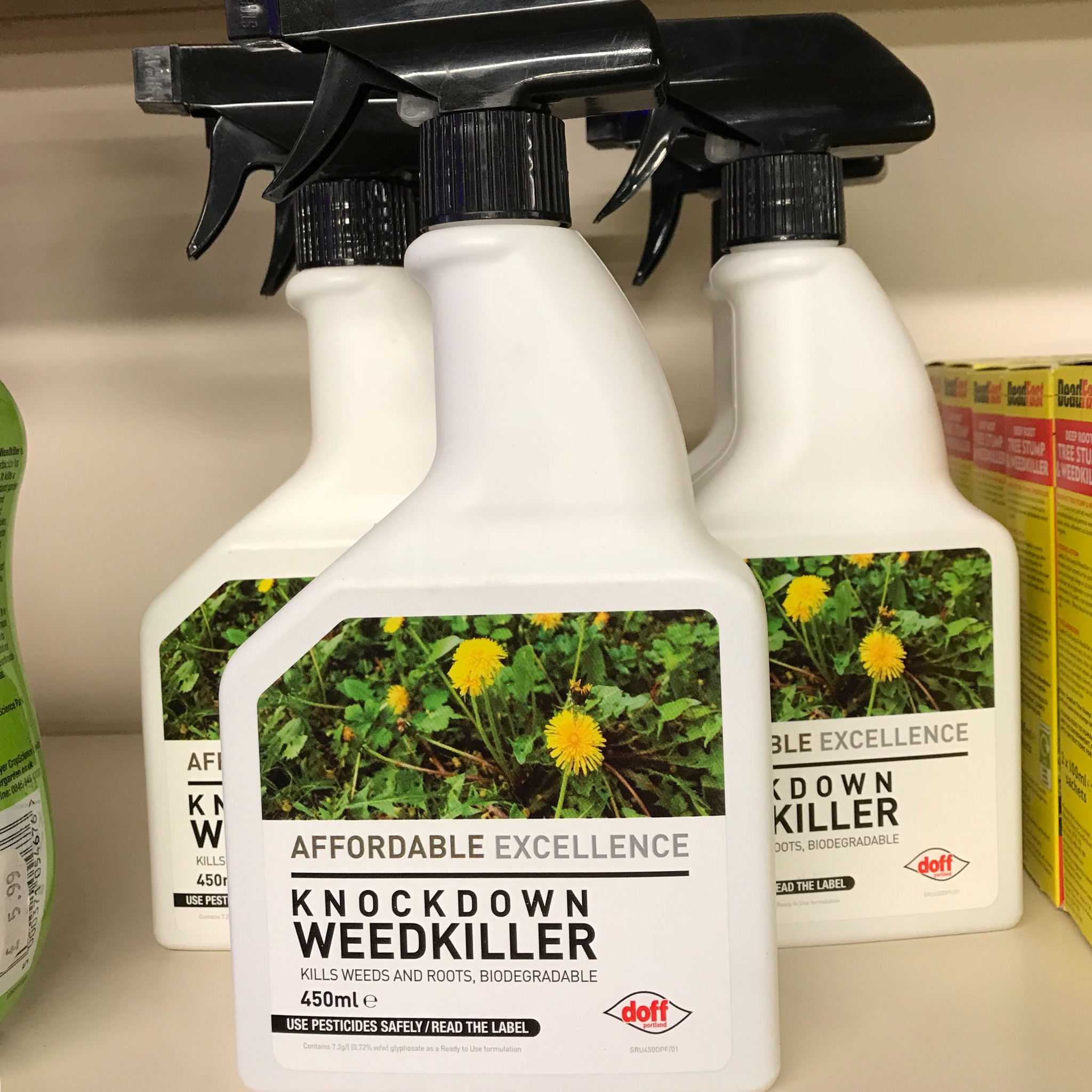 Picture of Knockdown Weedkiller