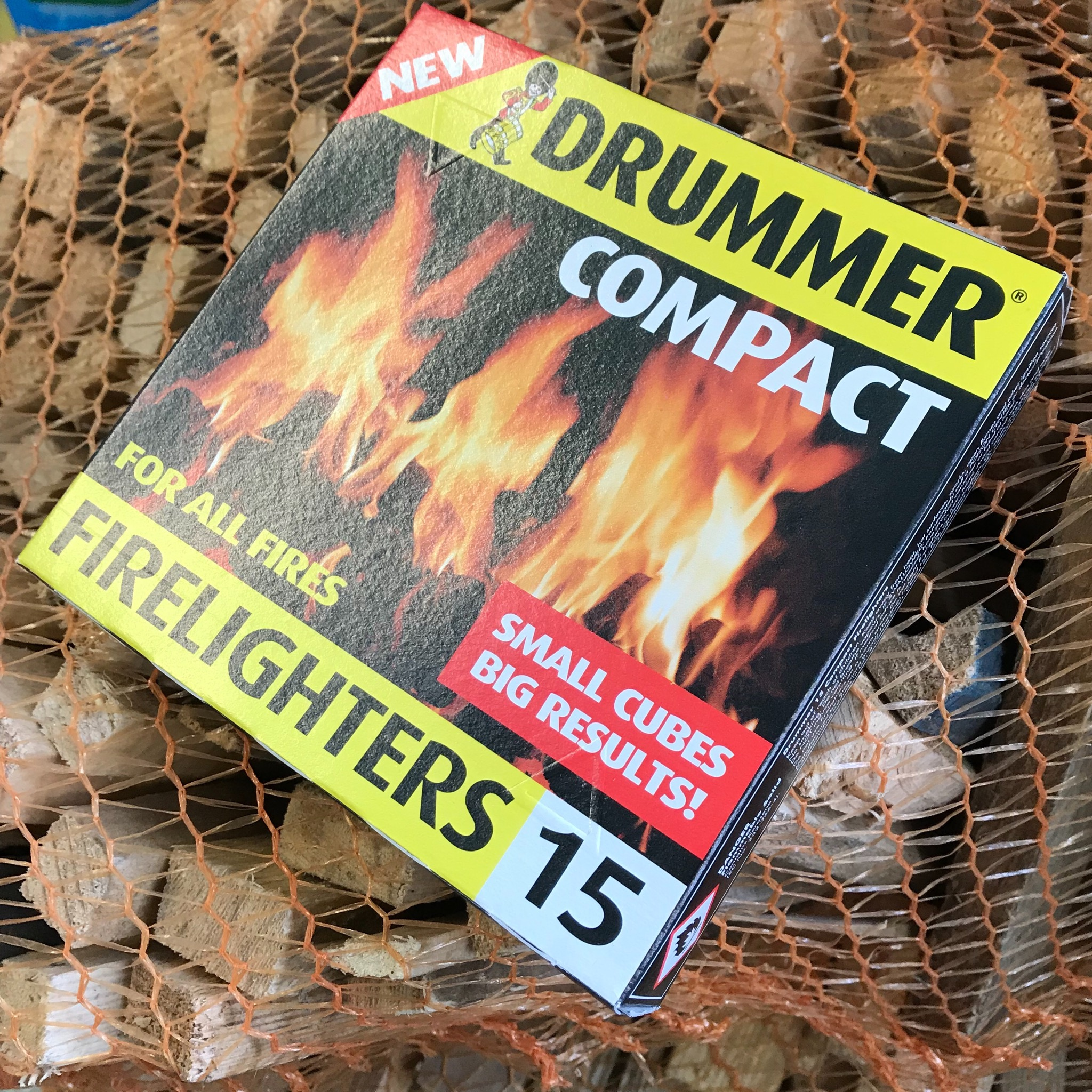 Picture of Drummer Compact Firelighters