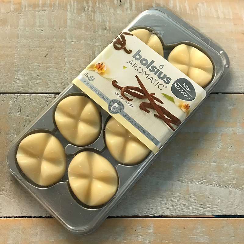 Picture of Bolsius Aromatic 'Vanilla' Wax Melts