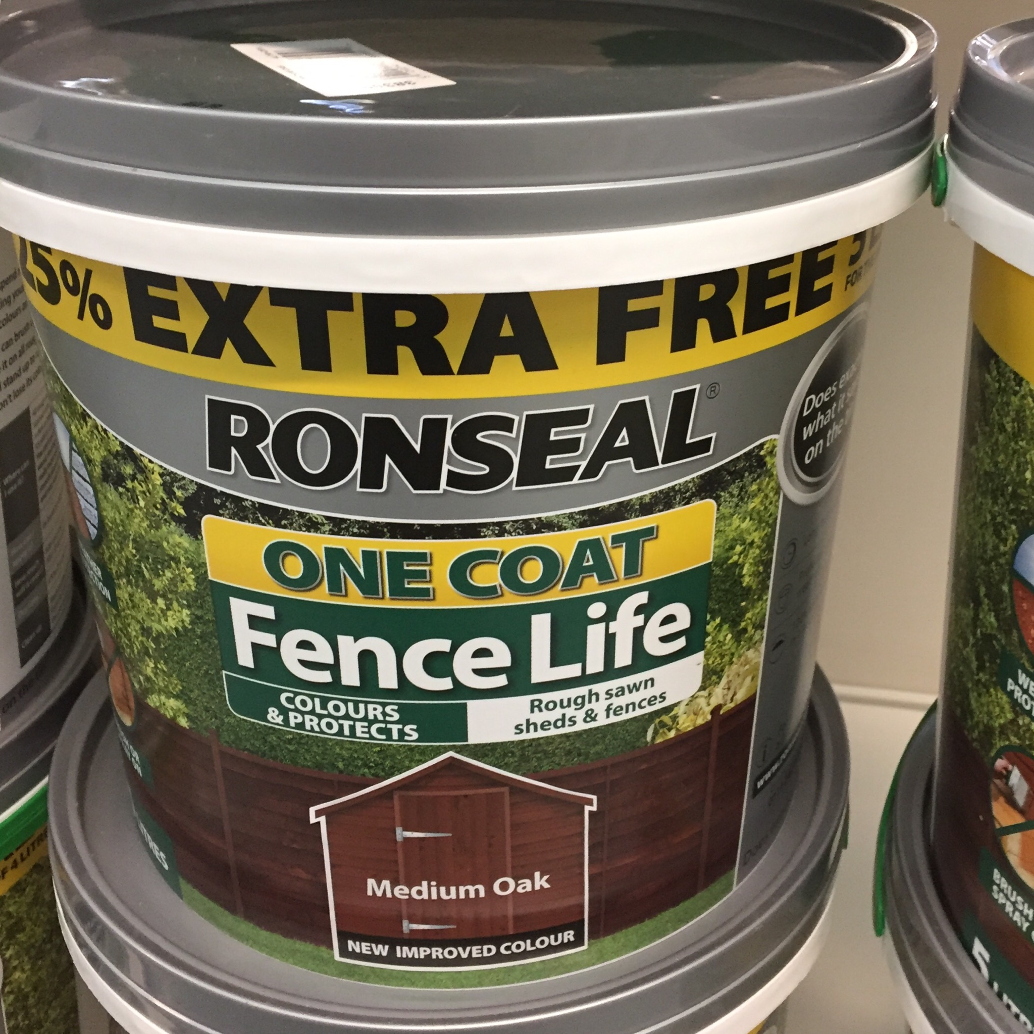 Picture of Ronseal Fence Life