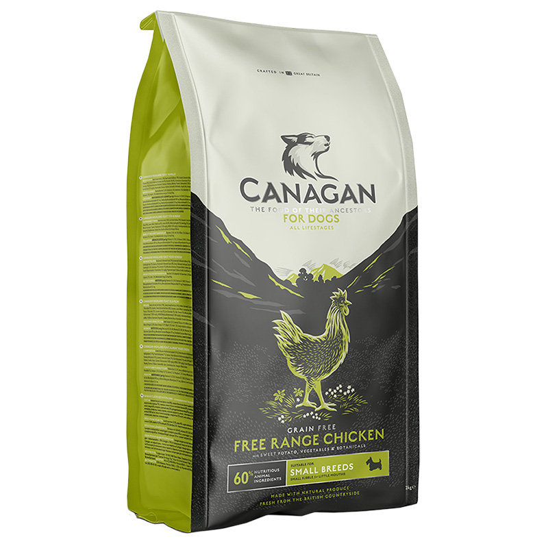 Picture of Canagan 'Free Range CHICKEN' Small Breed Dog Food