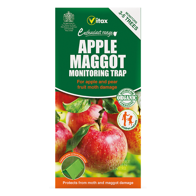 Picture of Vitax Apple Maggot Monitoring Trap