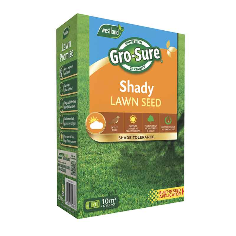 Picture of Westland Gro-Sure® Shady Area Lawn Seed
