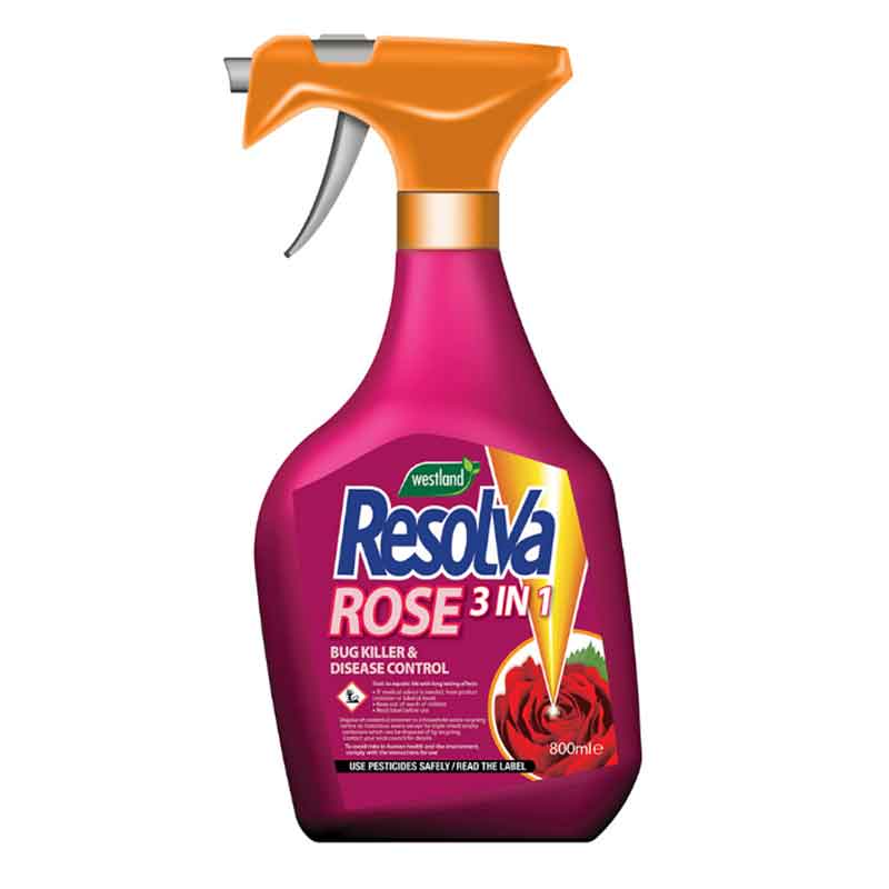 Picture of Westland RESOLVA Rose 3 in 1 Spray