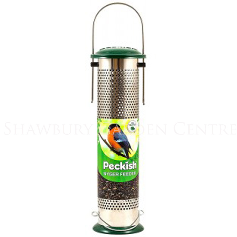 Picture of Peckish Nyger Bird Feeder