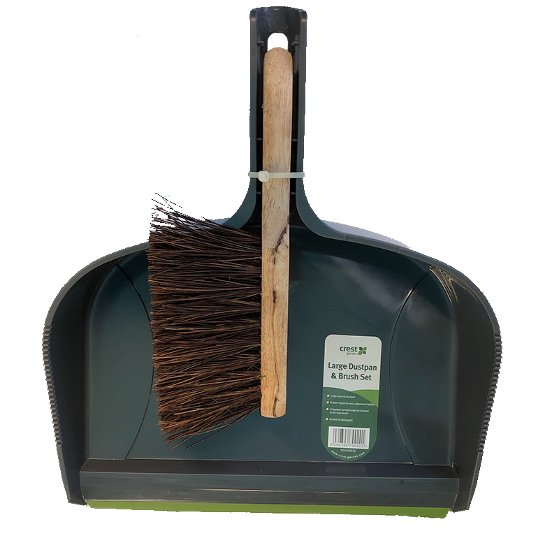 Picture of Kent & Stowe Crest Dustpan and Brush Set