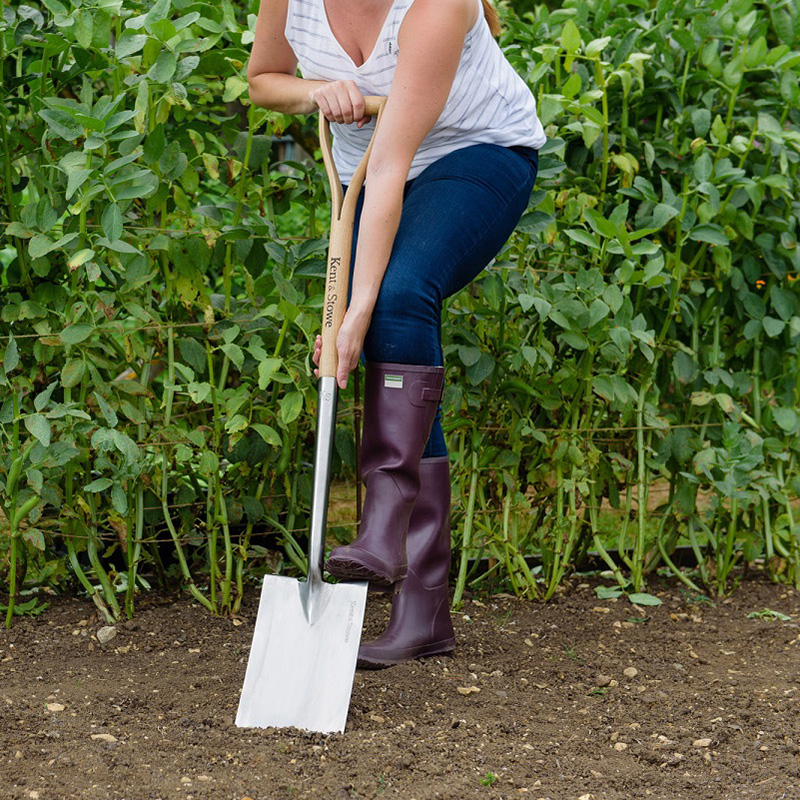 Picture of Kent & Stowe Stainless Steel Digging Spade