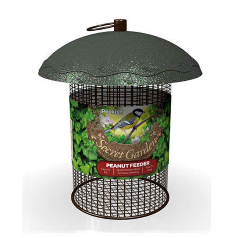 Picture of Peckish® Secret Garden Volume Peanut Feeder