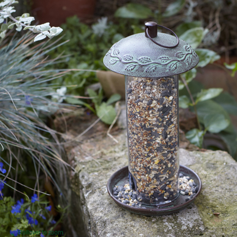 Picture of Peckish® Secret Garden Seed Feeder