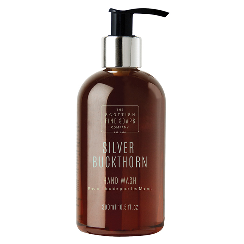 Picture of Scottish Fine Soaps Silver Buckthorn Hand Wash 300ml