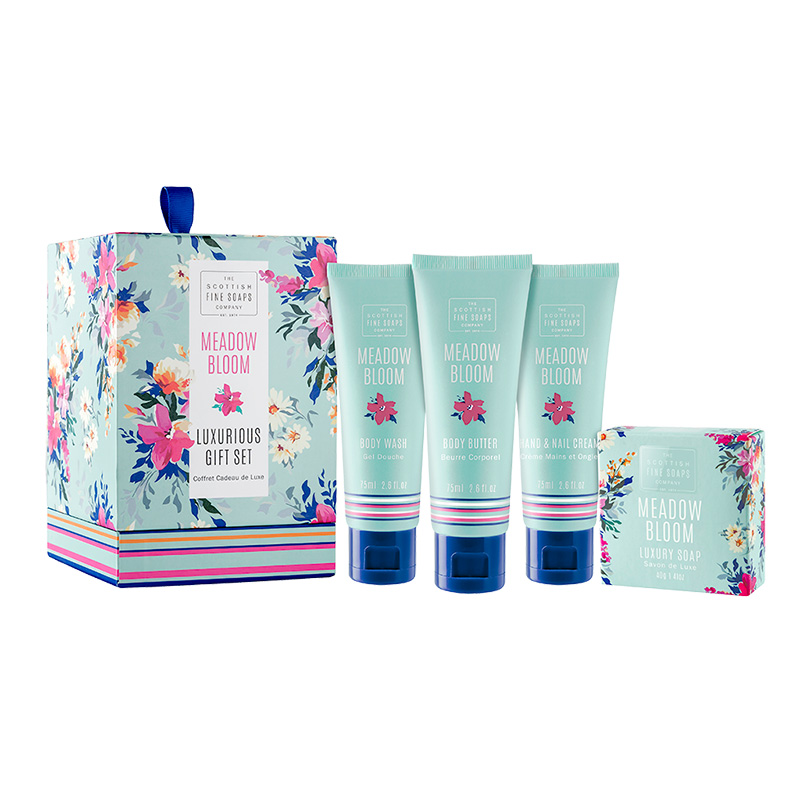 Picture of Scottish Fine Soaps Meadow Bloom Gift Set