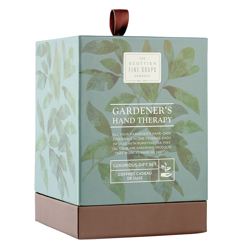 Picture of Scottish Fine Soaps Gardener's Hand Therapy Set