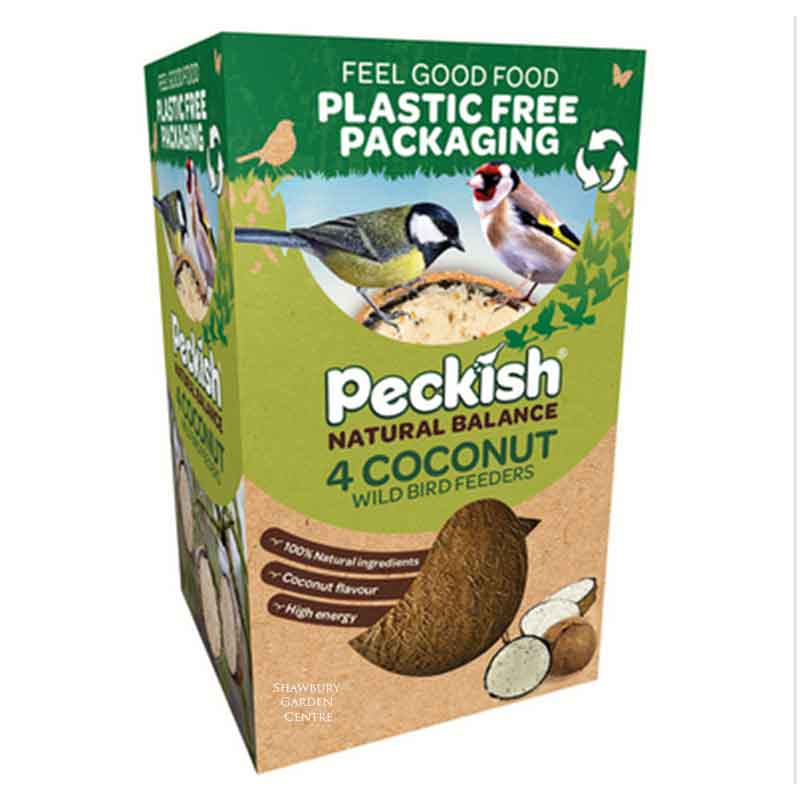 Picture of Peckish Natural Balance COCONUT HALVES