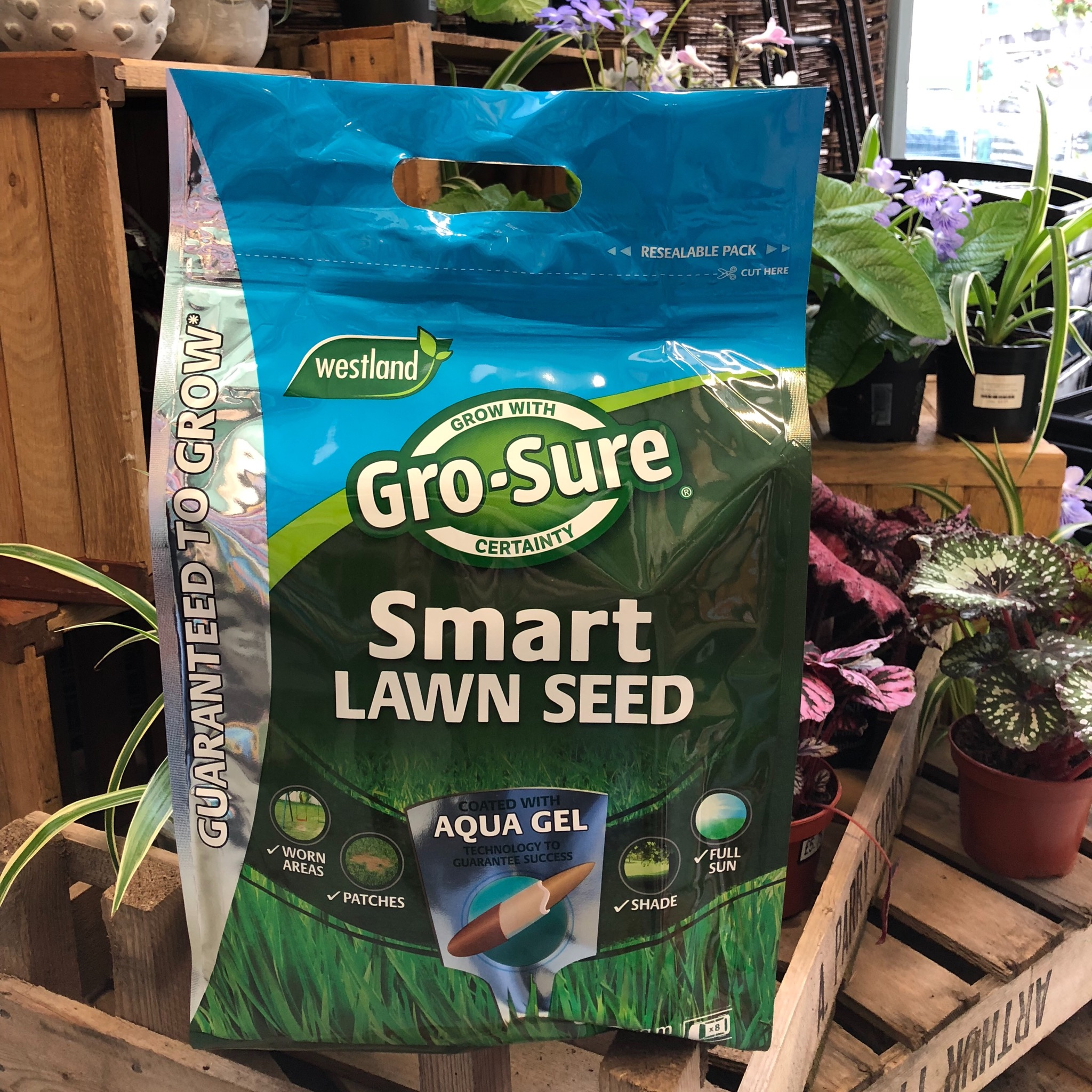 Picture of Westland Gro-Sure® Smart Lawn Seed