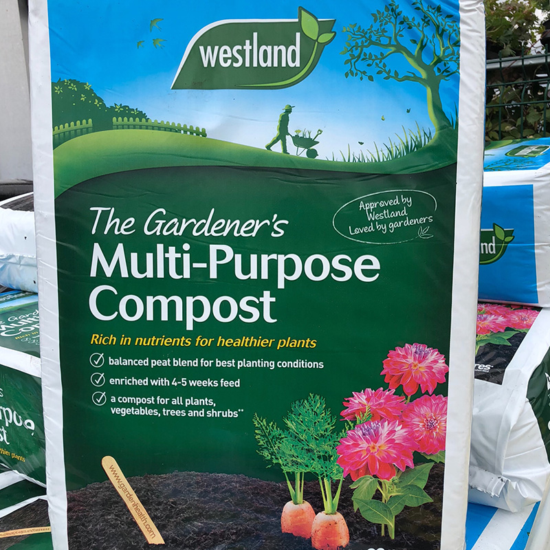 Picture of Westland The Gardener's Multi Purpose Compost Bale