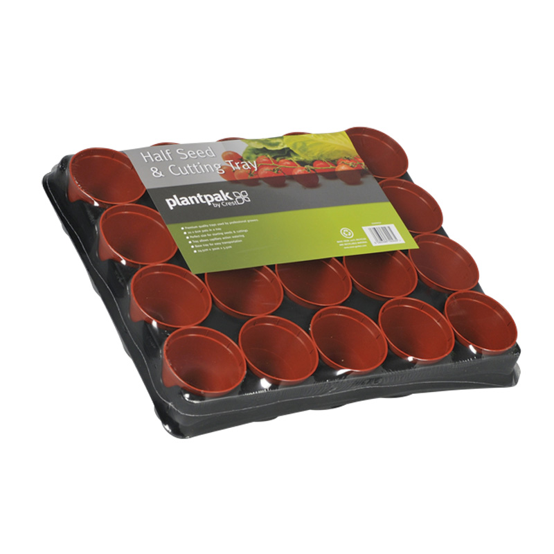 Picture of Crest Garden Plantpak Half Seed & Cutting Tray
