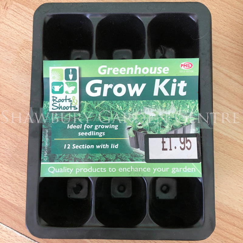 Picture of Greenhouse Grow Kit