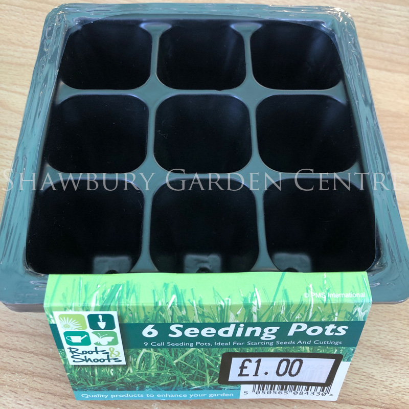 Picture of 6 Seeding Pots