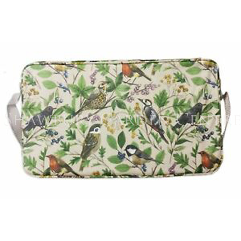 Picture of Gisela Graham 'Garden Birds' Matt PVC Kneeler