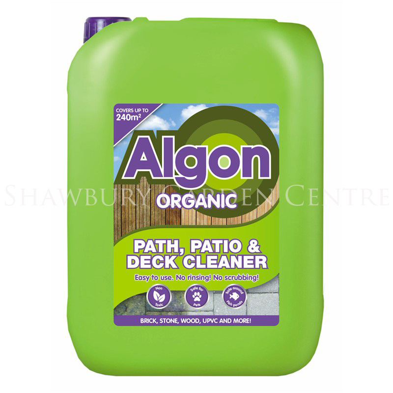 Picture of Algon Organc Path, Patio & Deck Cleaner