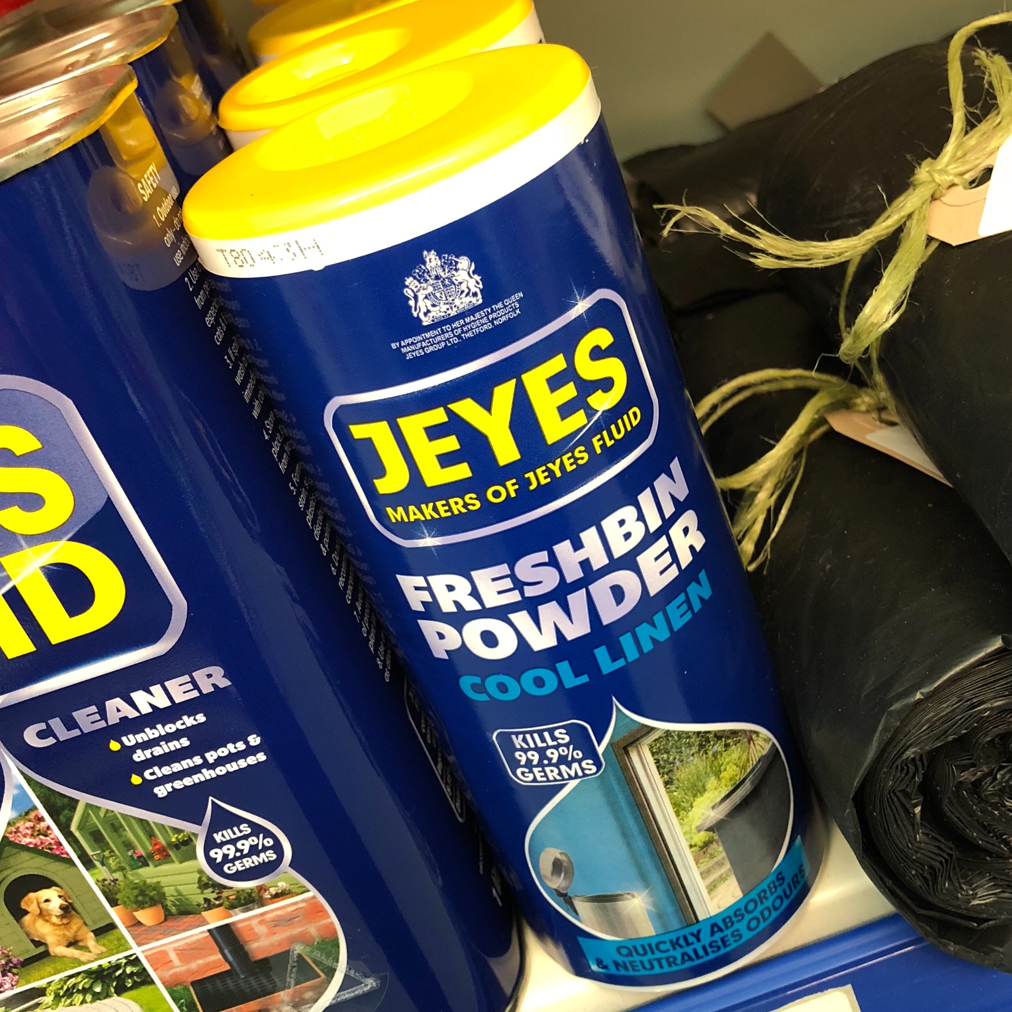 Picture of Jeyes Freshbin Powder
