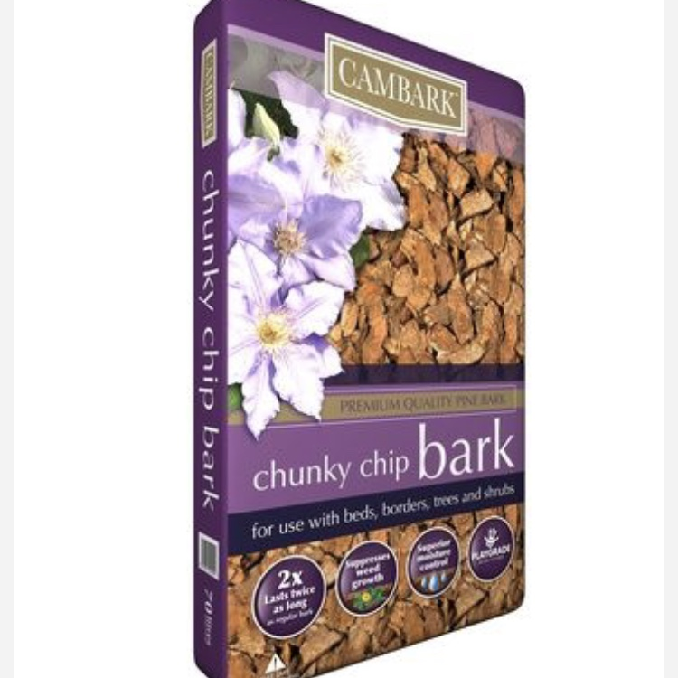 Picture of Westland Cambark Chunky Bark Chips