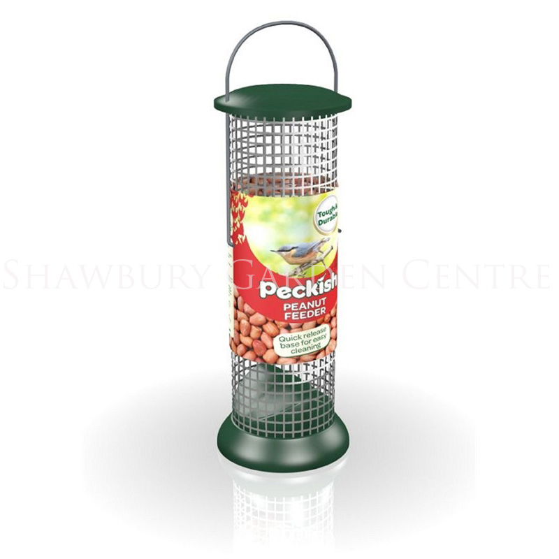 Picture of Peckish Peanut Feeder