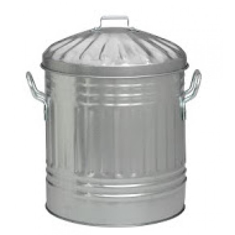 Picture of Galvanised Bin
