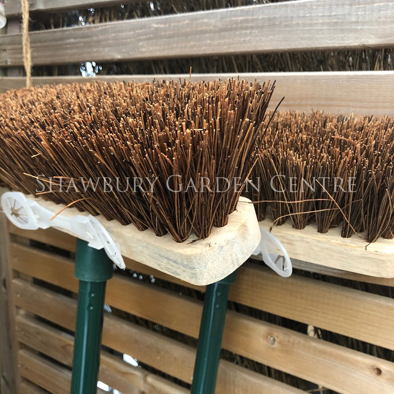 Picture of Natural Stiff Broom inc Handle