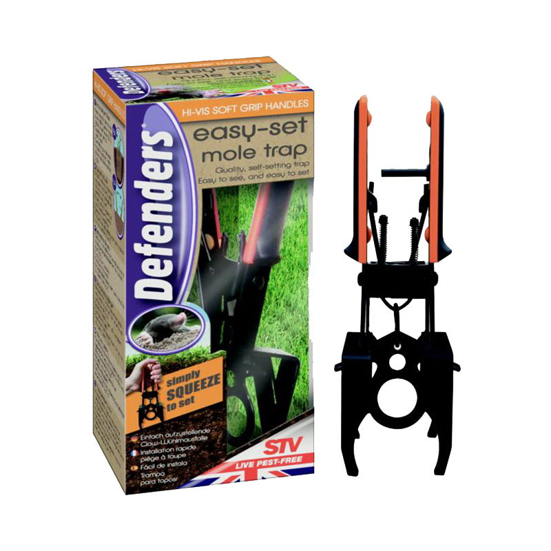 Picture of Defenders Easy Set Mole Trap