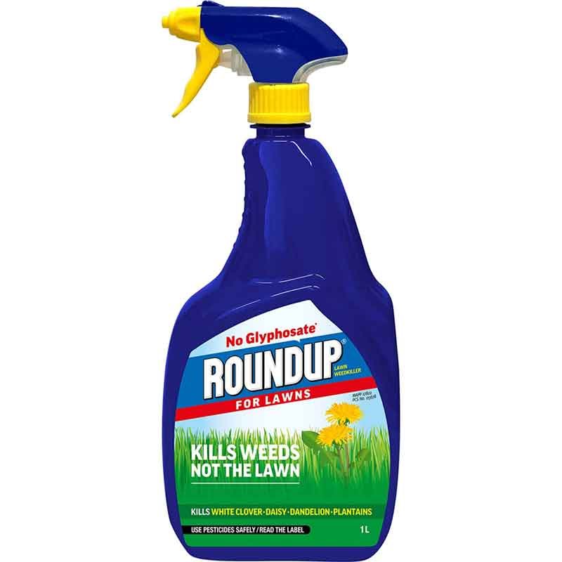 Picture of RoundUp Lawn Weedkiller