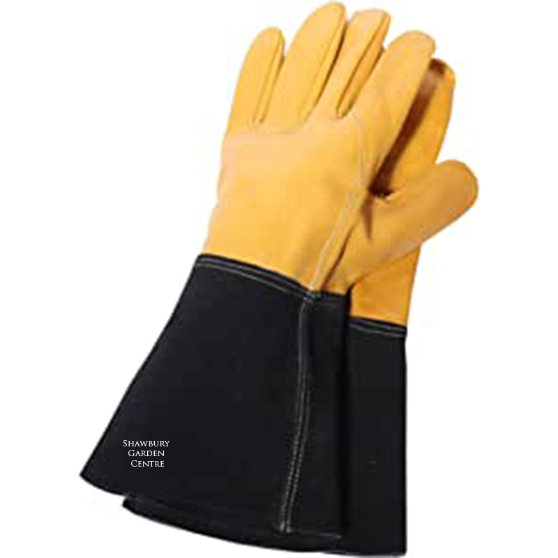 Picture of Town & Country Premium Leather Gauntlet Gloves